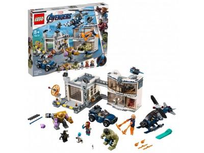 LEGO 76131 - Битва на базе Мстителей