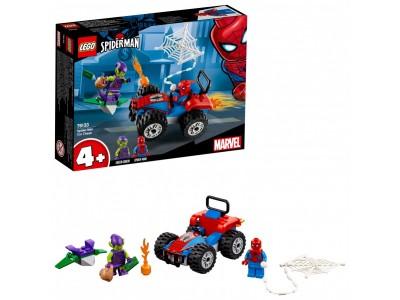 LEGO 76133 - Автомобильная погоня Человека-паука