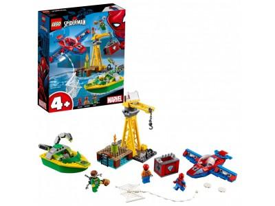 LEGO 76134 - Похищение бриллиантов Доктором Осьминогом