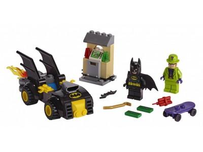 LEGO 76137 - Бэтмен и ограбление Загадочника
