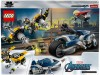 LEGO 76142 - Атака на спортбайке