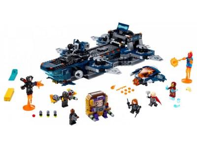 LEGO 76153 - Авианосец Геликарриер