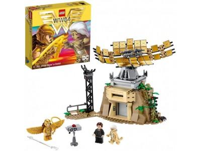 LEGO 76157 - Чудо-женщина против Гепарды