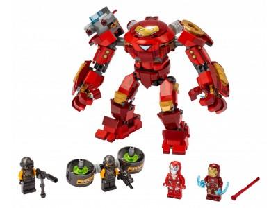LEGO 76164 - Халкбастер против агента А.И.М.