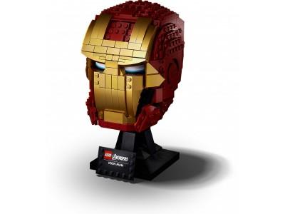 LEGO 76165 - Шлем Железного Человека
