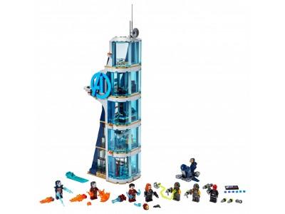 LEGO 76166 - Битва за башню Мстителей