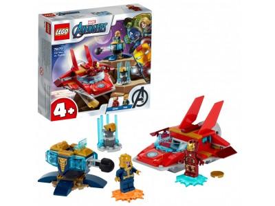 LEGO 76170 - Железный Человек против Таноса