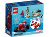 LEGO 76172 - Бой Человека-Паука с Песочным Человеком