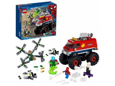 LEGO 76174 - Монстр-трак Человека-Паука против Мистерио