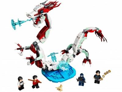 LEGO 76177 - Битва в древней деревне