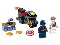 Битва Капитана Америка с Гидрой