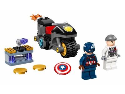 LEGO 76189 - Битва Капитана Америка с Гидрой