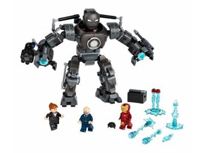 LEGO 76190 - Cхватка с Железным Торговцем