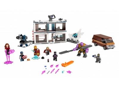 LEGO 76192 - Финал — решающая битва