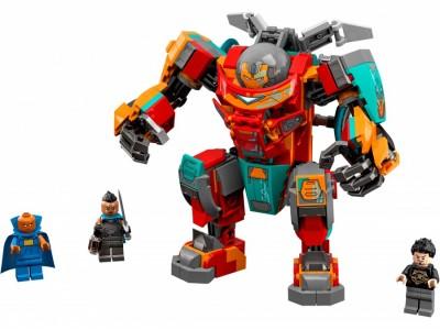 LEGO 76194 - Железный Человек Тони Старка на Сакааре