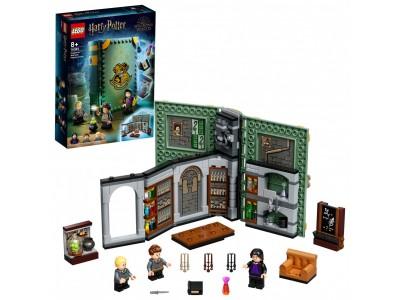 LEGO 76383 - Учёба в Хогвартсе: Урок зельеварения