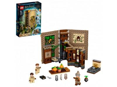LEGO 76384 - Учёба в Хогвартсе: Урок травологии