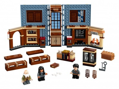 LEGO 76385 - Учёба в Хогвартсе: Урок заклинаний