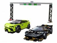 Lamborghini Urus - Lamborghini Huracan Super Trofeo EVO