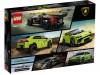 LEGO 76899 - Lamborghini Urus - Lamborghini Huracan Super Trofeo EVO