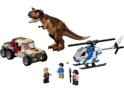 LEGO 76941 - Погоня за карнотавром