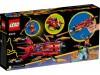 LEGO 80019 - Бешеный турболет Ред Сана