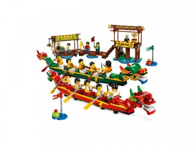 LEGO 80103 - Гонка на лодках-драконах