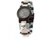 Часы LEGO Star Wars с минифигурой Stormtrooper