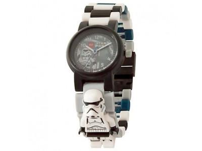 LEGO 8021025 - Часы LEGO Star Wars с минифигурой Stormtrooper