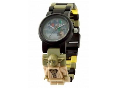 LEGO 8021032 - Часы LEGO с минифигурой Yoda на ремешке