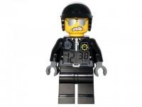 Будильник Лего Муви, минифигура Bad Cop