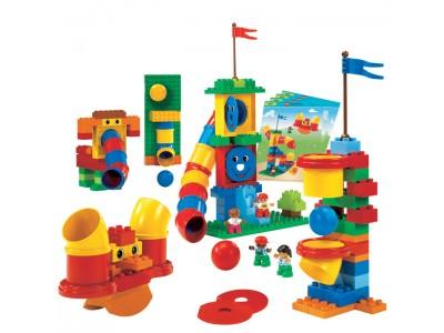 LEGO 9076 - Набор с трубками DUPLO
