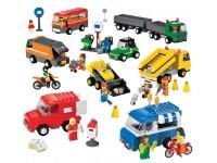 Общественный и муниципальный транспорт. LEGO