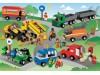 LEGO 9333 - Общественный и муниципальный транспорт. LEGO