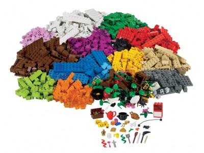 LEGO 9385 - Декорации. LEGO