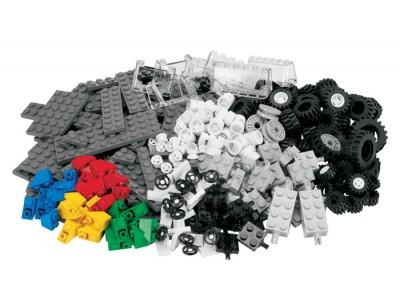 LEGO 9387 - Колеса. LEGO