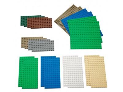LEGO 9388 - Малые строительные платы. LEGO