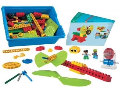 LEGO 9656 - Конструктор Первые механизмы