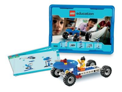 LEGO 9686 - Набор Технология и физика