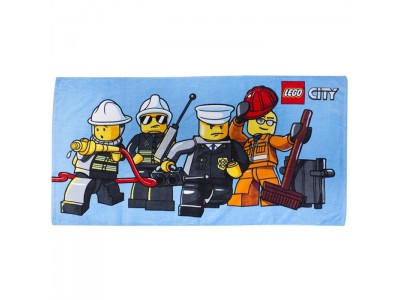 LEGO 12874 - Полотенце Лего Сити