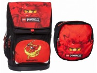 Рюкзак и сумка для обуви LEGO NinjaGo Kai 30 л