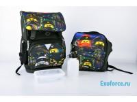 Рюкзак с сумкой для обуви Ninjago Urban