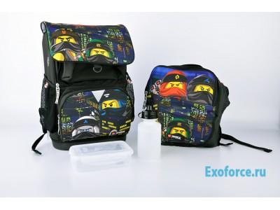 LEGO 200161910 - Рюкзак с сумкой для обуви Ninjago Urban