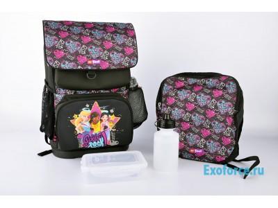 LEGO 200161914 - Рюкзак с сумкой для обуви Friends Rocks