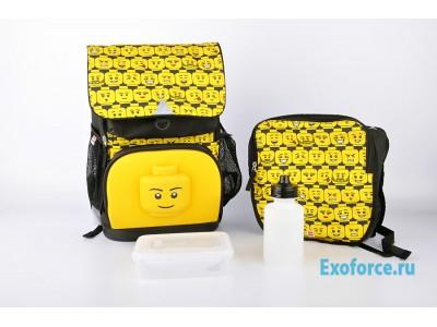 LEGO 200161918 - Рюкзак с сумкой для обуви Minifigure