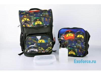 LEGO 200171910 - Рюкзак с сумкой для обуви Ninjago Urban