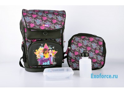 LEGO 200171914 - Рюкзак с сумкой для обуви Friends Rocks