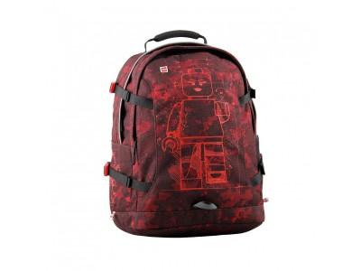 LEGO 200411916 - Рюкзак Minifigures Tech красный