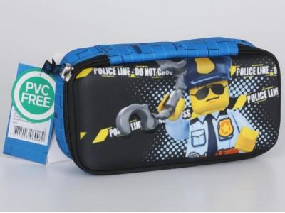 LEGO 200912003 - Пенал с наполнением 3D City Police