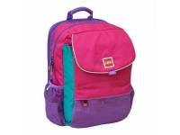 Рюкзак LEGO Hansen Iconic фиолетово-розовый